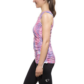 GORE RUNNING WEAR SUNLIGHT PRINT Singlet Lady white